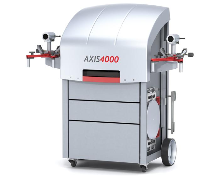 Haweka Axis Produktdesign burmeister industrial design