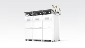 Vorschaubild KÄLTEMASCHINEN ECOO UND EZEA Sortech - Industriedesign von burmeister industrial design