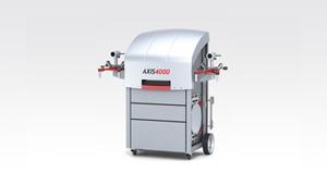 Vorschaubild ACHSVERMESSUNGSSYSTEM AXIS 4000 Haweka - Produktdesign von burmeister industrial design
