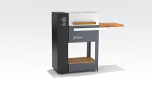 Vorschaubild PELLETGRILL LEIF Grillson - Produktdesign von burmeister industrial design